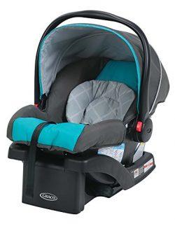 Graco SnugRide Click Connect 30 Infant Car Seat, Finch