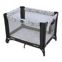Graco Pack 'n Play Playard with Automatic Folding Feet, Carnival
