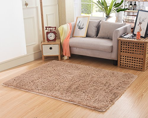 living room bedroom rugs mbigm ultra soft modern area rugs thick shaggy play nursery rug with. Black Bedroom Furniture Sets. Home Design Ideas