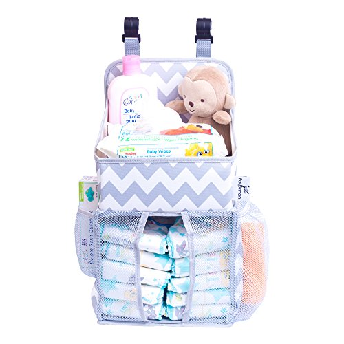 Hanging Diaper Caddy By Fatpanda: Baby Essentials ...
