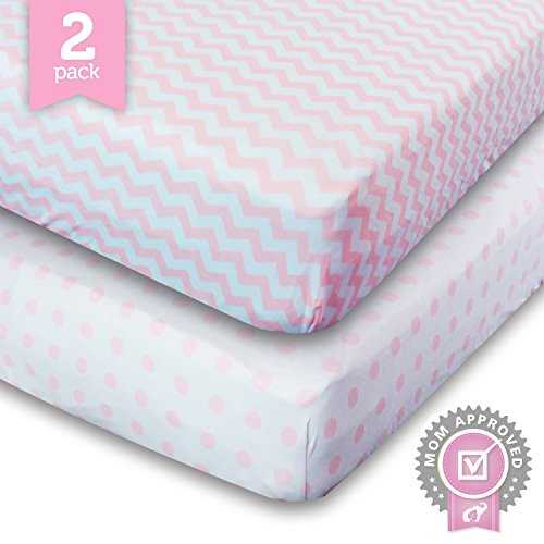 Ziggy Baby Crib Sheet Toddler Bedding Fitted Jersey