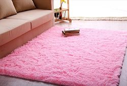 Ultra Soft 4.5 Cm Thick Indoor Morden Area Rugs Pads, New Arrival Fashion Color [Bedroom] [Livin ...