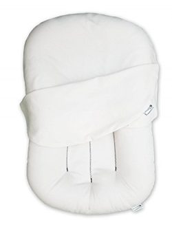 Snuggle Me Organic The Original Co-Sleeping Baby Bed, Infant Lounger, Portable Crib and Bassinet ...