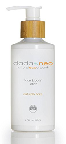 Dada And Neo's Organic Baby Face And Body Lotion. Soft Comforting Natural Formula For Sens ...