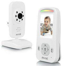 AXVUE E600 Video Baby Monitor with Night Vision