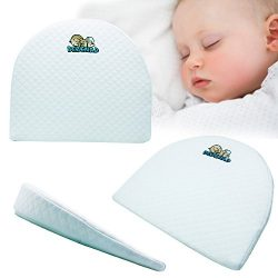 Universal Bassinet Wedge and Baby Sleep Positioner with Handcrafted Cotton Removable Cover | thi ...