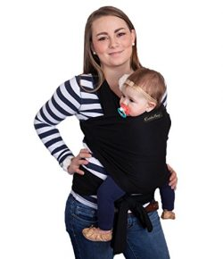 Baby Wrap – Ergo Baby Carrier by CuddleBug – Available in 9 Colors – Baby Slin ...