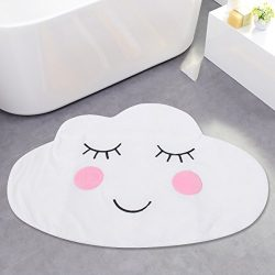 Aissimio Cotton Kids Play Mat/Rugs Bedroom Rugs Carpets Mats Nursery Rugs Playroom Children Mat  ...