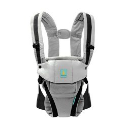 Baby Carrier – 3 Positions Soft Carrier Easy Breastfeeding No Extra Insert Needed –  ...