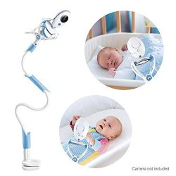 GOLOHO Baby Monitor Holder and Shelf – Compatible with Most Baby Monitors – Easy to  ...