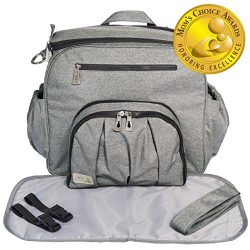 Baby Cedar Diaper Bag. The Mom's Choice Award Winner Baby Backpack Organizer Changing Port ...