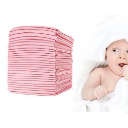 Yoolove Baby Disposable Underpads 30 Pack ,Portable Diaper Changing Table & Mat, Breathable  ...