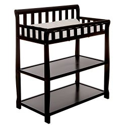 Dream On Me  Ashton Changing Table, Black