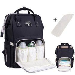 Baby Diaper Bag Backpack Multi-Function Waterproof Travel Nappy Tote Bags Large Capacity Creativ ...