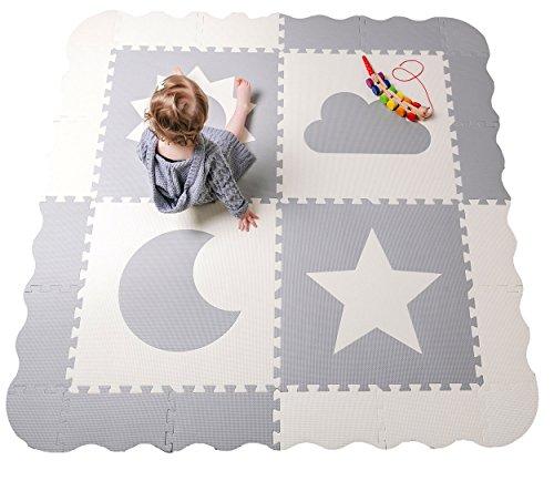 Interlocking Foam Baby Play Mat Tiles