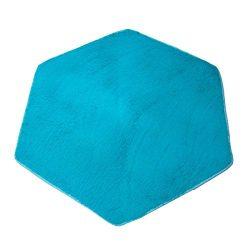 Noahas 4-Feet Soft Hexagon Area Rugs Thick Fluffy Yoga Carpet Washable Comfy Bedroom Home Decora ...