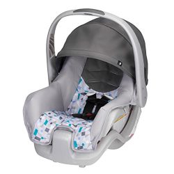 Evenflo Nurture Infant Car Seat, Teal Confetti