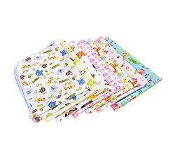 Baby Infant Kid Bedding Crib Bassinet Stroller Waterproof Diaper Nappy Urine Mat Mattress Changi ...