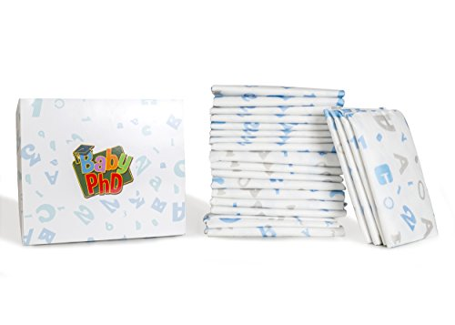 Disposable Changing Pads By Baby Phd Soft Multi Use Pads 25