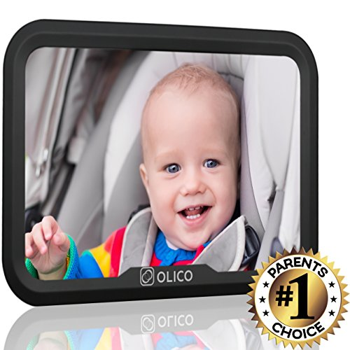 Baby Mirror By Olico Products Baby View Mirror For Car