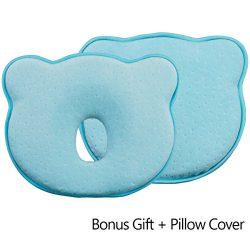 Kids Pillow For Newborn Nursing Pillow Baby Pillow Flat Head Memory Pillow (2-10 months)
