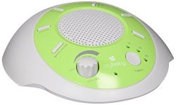 myBaby SoundSpa Portable Machine, Plays 6 Natural Sounds, Auto-Off Timer, Portable for New Mothe ...