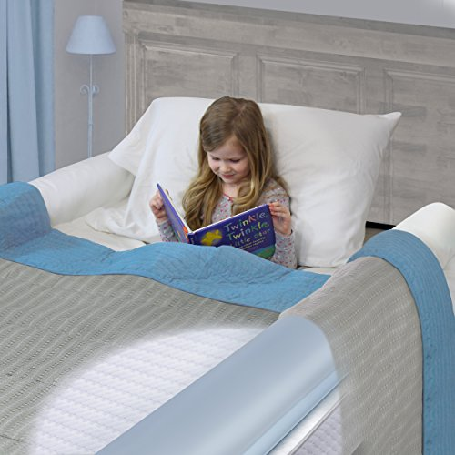 New Design 1 Pack Inflatable Toddler Bed Rail Bumper
