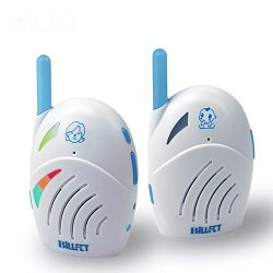 XINYADA Wireless Digital Audio Baby Monitor 2-way Talk with Battery & Electricity Power