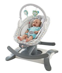 Fisher-Price 4-in-1 Rock 'n Glide Soother