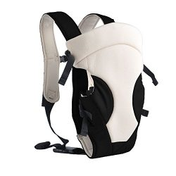 Dee-Type Front and Back Breathable Baby Carrier