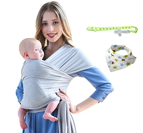 Stretchy Baby Wrap Instructions