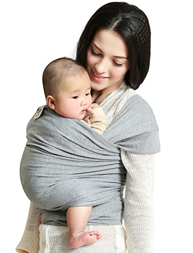 Baby Wrap Carrier Baby Sling Dad And Mom Baby Body Carrier Snugglie