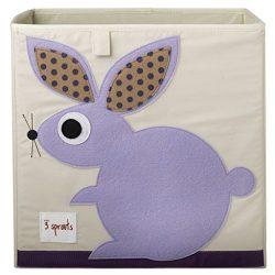 3 Sprouts Storage Box, Rabbit