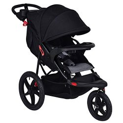 Costzon Baby Jogger Stroller Lightweight w/ Cup Phone Holder