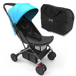 Jovial Portable Folding Baby Stroller – Lightweight, Compact & Foldable for Travel – Include ...