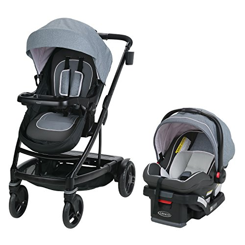 Graco Uno2duo Travel System Stroller Hazel Babiesme