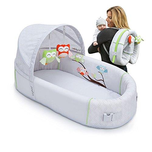 Lulyboo Baby Lounge To Go Premium