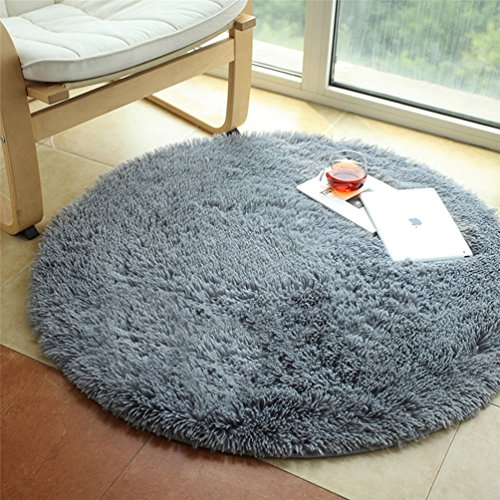 Moonrug Super Soft Thick Nursery Rug Anti-Skid Fluffy