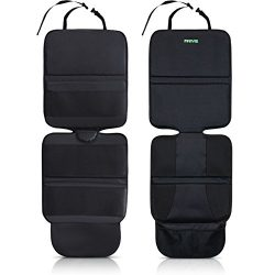 Drive Auto Products Car Seat Protector (2-Pack) by, Black – Ultimate Neoprene Backing is B ...