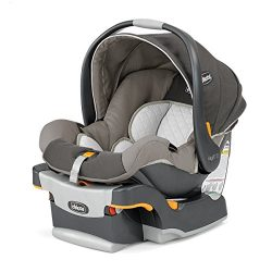 Chicco Keyfit Infant Car Seat and Base with Car Seat, Papyrus