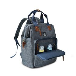 One Tree Premium Insulated Baby Diaper Backpack For Mom & Dad – Stylish, Durable & Ergon ...