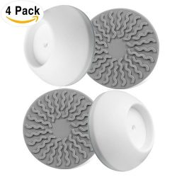 Baby Gates Wall Pads (4 Pack Guard) Safety Indoor Gate Wall Protector – Improved Small Com ...