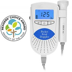 Baby Monitor Sound Amplifier – Hear Your Baby's Kicks & Noise in Womb – FDA Appr ...