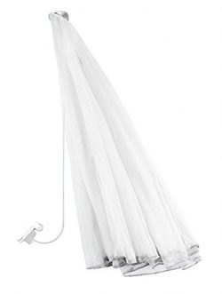 BABYBJORN Canopy for Cradle, White