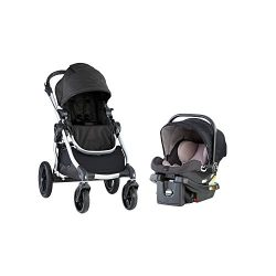 Baby Jogger City Select Travel System, Onyx