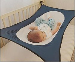 Love Truly Newborn Baby Crib Hammock, Enhanced Material, Upgraded Safety Measures, Quality Assur ...