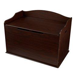 KidKraft Austin Toy Box, Espresso