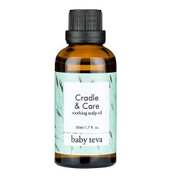 Cradle Cap Oil Treatment – Infant & Baby Remedy | Natural, Soothing, and Nourishing Dr ...