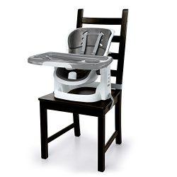 Ingenuity SmartClean ChairMate High Chair – Slate