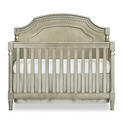 Evolur Julienne 5 in 1 Convertible Crib, Antique Bronze